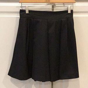 Fumblin' Foe Black Skater Skirt